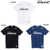 【種別】Tシャツ  【メーカー】アスレタ/ATHLETA  【カラー】10:WHT      70:...
