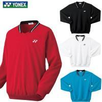 UVカット性もあり快適です。吸汗速乾、制電防止仕様。  メーカー:ヨネックス/YONEX  素材:ド...