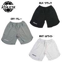 【種別】 プラクティスパンツ  【メーカー】 アスレタ(ATHLETA)  【カラー】 BLK:ブラ...