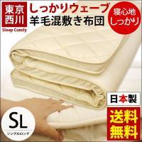 東京西川 Sleep Comfy(スリープコンフィ)シリーズ  ボリュームたっぷりなのに、とっても軽...
