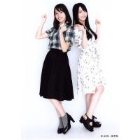 佐々木優佳里 下口ひなな 生写真 AKB48 じゃんけん大会 公式ガイドブック2017 購入特典 D...