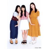 今田美奈 深川舞子 清水梨央 生写真 AKB48 じゃんけん大会 公式ガイドブック2017 購入特典...