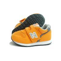 【BABY】new balance(ニューバランス)IZ996 CGD(マリーゴールド)スニーカー  子供靴 ファーストシューズ 赤ちゃん ベビー靴 出産祝い  ギフト 黄 運動会 遠足