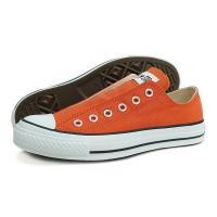 ★オールスターのパターンアレンジモデル。 脱ぎ履きしやすいスリップオン仕様で、ナチュラル/レッドとオ...