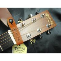 Martinのアコースティックギター用ヘッドストック・ストラップ・タイ / ストラップ・ボタン は、...