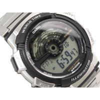 CASIO WORLD TRAVELER カシオ ワールドトラベラー デジタル腕時計 逆輸入海外モデ...