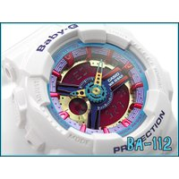 ベビーG ベビージー BABY-G CASIO カシオ 逆輸入海外モデル アナデジ 腕時計 ホワイト...