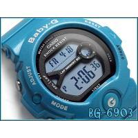 CASIO Baby-G カシオ ベビーG BG-6900 フォー・ランニング デジタル 腕時計 ブ...