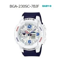 [5年間保証対象]BABY-G ベビーG ベビージー カシオ CASIO アナデジ 腕時計 ホワイト...