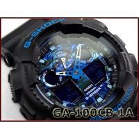 [5年間保証対象]G-SHOCK Gショック ジーショック CASIO カシオ アナデジ 腕時計 ブ...