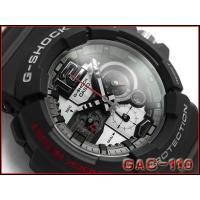 G-SHOCK ジーショック Gショック g-shock gショック アナログ 腕時計 ブラック×シ...