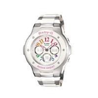 [5年間保証対象]ベビーG BABY-G CASIO 国内正規モデル アナデジ 腕時計 ホワイト マ...