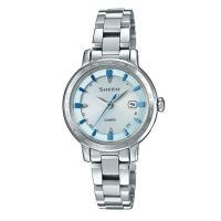 カシオ シーン ボヤージュシリーズ  電波 ソーラー レディース 腕時計  SHW-1900D-7A...