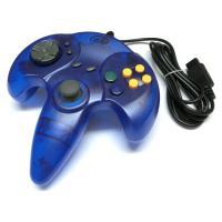 N64用の連射・スロー機能付きコントローラーです。連射設定は希望ボタンを押しながら[SET]ボタンで...