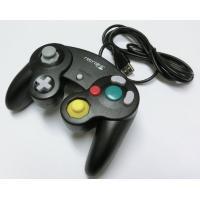 PC用のUSB接続GC(ゲームキューブ)型コントローラーです。振動機能も搭載されております。Wind...