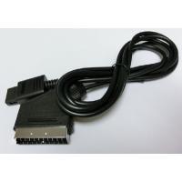 SFC/NEWFC/N64/GC用のRGBケーブルです。ヨーロッパなどで多く普及しているSCART端...