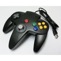 PC用のUSB接続N64型コントローラーです。連射などの特殊機能はございません。コントローラーパック...