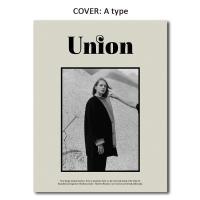 東京発のバイリンガル・ファッション誌「UNION」の最新号です。今号からリニューアルして、高級感のあ...