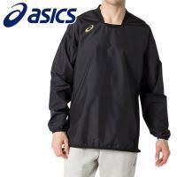 アシックス バレーボール ナガソデウオームアップシャツ メンズ レディース 2053A055-001