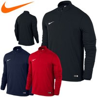 NIKE YA DRI-FIT ACADEMY 16 L/S MID LAYER TOP 素材: D...
