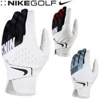 通気性と快適性に優れた自然な装着感  ナイキ スポーツ メンズ ゴルフグローブは、フルグレインレザー...