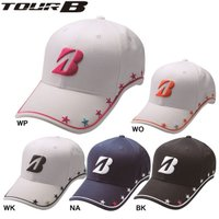 TOUR B レディスプロモデル キャップ ■素材:綿100% ■サイズ:フリーサイズ(約55-58...