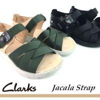 ■商品説明 クラークス Clarks Jacala Strap / ジャカラストラップ 。 独創的か...