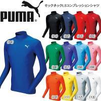 ■商品説明 ●あらゆる競技に対応可能な、モックネックの長袖コンプレッションウェアです。筋肉をサポート...