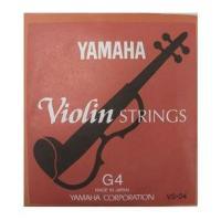 サイレントバイオリン用ヤマハオリジナルストリング(G線)。