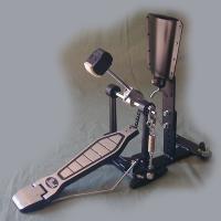 CFPH パーカッション フット ブラケット  ドラムペダルとカウベルをセット