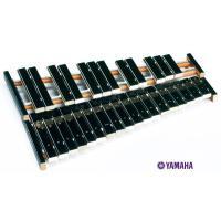 ヤマハ 卓上木琴 No.185は、30音 半音付、朴音板。マレット付き。