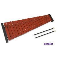 ヤマハ 卓上木琴 TX-5は、19音アフリカンパドック音板。