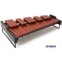 ヤマハ 共鳴管付卓上木琴 TX-60Kは、共鳴管をつけることで音が大きく歯切れが良い倍音豊かな音色に...