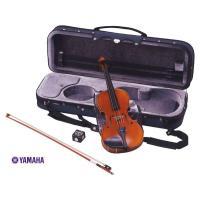 天然木を使用した本格派の手工バイオリン。スクール用にも対応したジュニアモデルです。(ケースは4/4は...