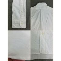 MANUAL ALPHABET マニュアルアルファベット MK-003  BASICシリーズ  オックス素材 ボタンダウンシャツ WHITE MADE IN JAPAN