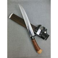 レッドオルカ 秋友義彦。高度な技術と経験で多くの名品を作っている土佐鍛冶。 甲伏せ造りとは、日本刀と...