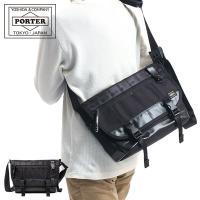 吉田カバン ショルダーバッグ ポーター ヒート PORTER HEAT メッセンジャーバッグ MESSENGER BAG(S) 703-07968
