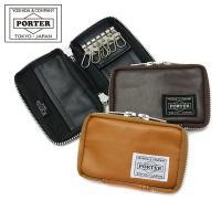 ポーター フリースタイル キーケース 吉田カバン PORTER FREE STYLE ファスナー メンズ レディース 707-07177