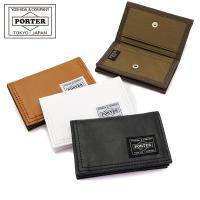 (PORTER ポーター)PORTER 吉田カバン ポーター フリースタイル 名刺入れ カードケース...