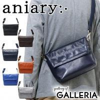 アニアリ/aniary/バッグ/アンティークレザー/Antique Leather/ショルダーバッグ...