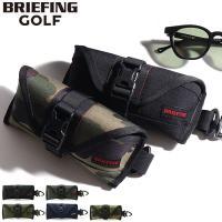 日本正規品 ブリーフィング ゴルフ BRIEFING GOLF VISION CASE GOLF メガネケース 眼鏡ケース メンズ レディース BRG193G66