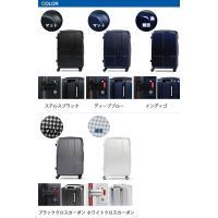イノベーター スーツケース innovator 中型 軽量 70L 4輪 TSA キャリーバッグ INV63