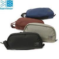 カリマー ポーチ karrimor 小物入れ メンズ レディース tribute handbag pouch 1.5L ナイロン マチあり