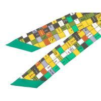 エルメス スカーフ ツイリー シルクツイル ボルデュック・チェック Bolduc au Carre HERMES シルクスカーフ