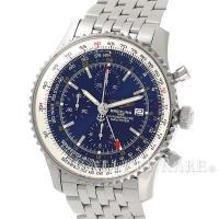 ブライトリング ナビタイマー ワールド クロノグラフ BREITLING 腕時計 A24322 ♪こ...