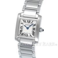 カルティエ タンク フランセーズ SM W51008Q3 Cartier 腕時計 ♪この商品のポイン...