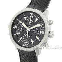 IWC アクアタイマー クロノグラフ IW376803 腕時計 ♪この商品のポイント♪ [取扱店舗]...