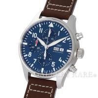 IWC パイロットウォッチ クロノグラフ プティ・プランス リミテッド IW377714 腕時計 ♪...