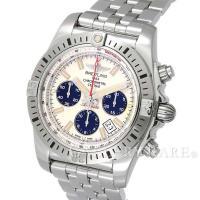 ブライトリング クロノマット44 エアボーン AB0115 BREITLING 腕時計 ♪この商品の...