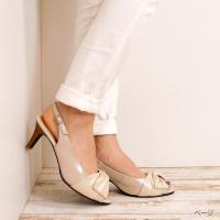 サンダル 走れるパンプス 痛くない 歩きやすい 日本製 靴 レディース 本革 リアルレザー ミュール 決算セール
